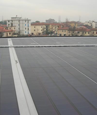 Impianto in silicio amorfo 58,75 kWp