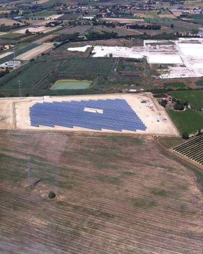 centrale solare poggiale firenze