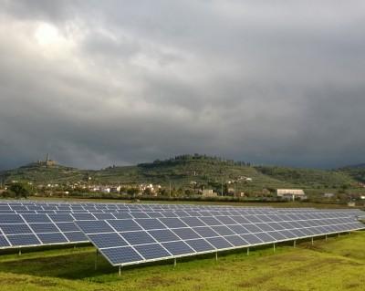 Centrale Solare Fotovoltaica Rancolungo - 1 Megawatt
